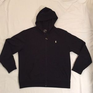Polo Ralph Lauren Performance Hoodie - Black (XL)